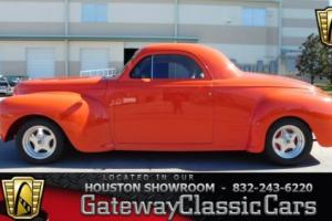 1941 Chrysler Business Coupe 3-Window