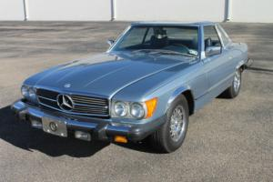 1979 Mercedes-Benz SL-Class SL Photo