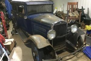 1930 ESSEX CHALLENGER Photo