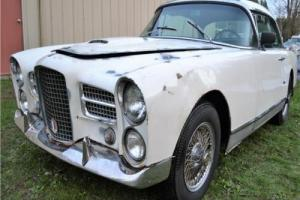 1958 Facel Vega -- Photo