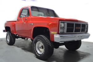 1986 GMC Pickup Photo