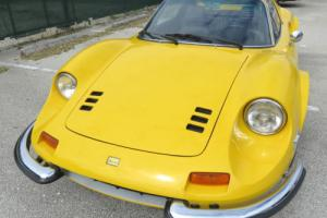 """1973 Ferrari Other Dino GTS  """"CHAIRS & FLARES"""""""