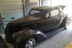 1937 Ford Other 2 door coupe