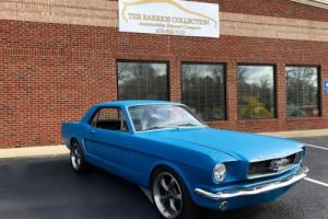 1965 Ford Mustang Notch Back