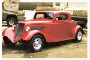 1934 Replica/Kit Makes 1934 FORD 3 WINDOW COUPE