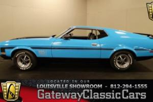 1971 Ford Mustang Mach 1 Tribute