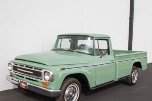 "1968 International Harvester Other 1000C Half-ton ""Bonus Load"" Pickup"
