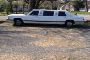 1989 Lincoln Other stretch limo