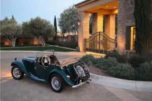 1954 MG TF Roadster --