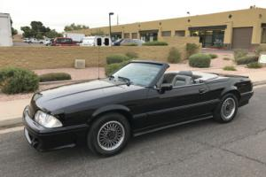 1988 Ford Mustang ASC McLaren GT Roadster Photo