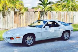 "1987 Porsche 928 32 VALVE ""SURVIVOR' 100% ORIGINAL PAINT"