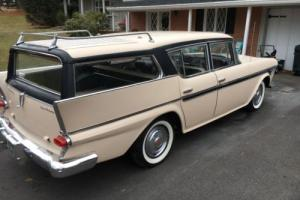 1958 Rambler Custom wagon