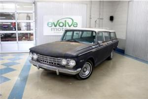 1962 AMC Rambler Cross Country - Custom Photo