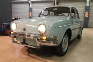 1962 Other Makes DAUPHINE DELUXE Photo