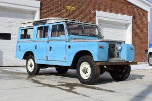 1963 Land Rover SERIES II A 109