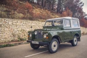 1973 Land Rover Series IIA 88