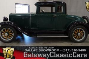 1931 Studebaker 54 Coupe --