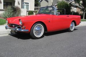 1966 Sunbeam Tiger MK1A Photo