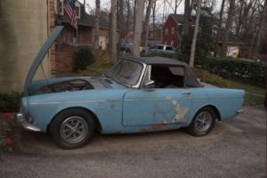 1966 Sunbeam Tiger Series Mark 1A Photo