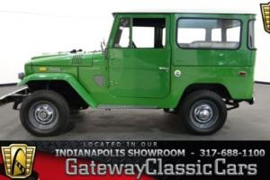 1970 Toyota Land Cruiser --
