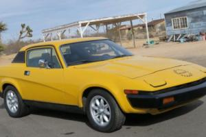 1978 Triumph TR7 TR7 CALIFORNIA CAR 4 CYL. 5 SPEED HARD TOP, RARE!!