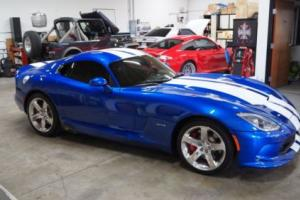 2013 Dodge Viper Launch Edition
