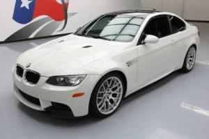 2013 BMW M3 COUPE M DCT HTD SEATS NAV CARBON ROOF
