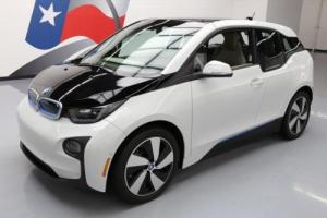2014 BMW i3 E-DRIVE ELECTRIC GIGA NAV PARK ASSIST