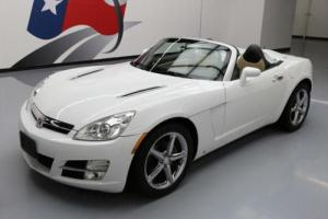 2007 Saturn Sky ROADSTER AUTOMATIC LEATHER