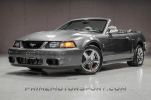 2003 Ford Mustang SVT Cobra Convertible Photo