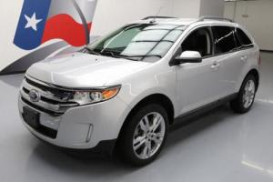 2013 Ford Edge SEL HTD LEATHER NAV REAR CAM 20'S