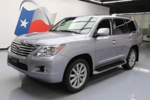 2011 Lexus LX AWD 8PASS SUNROOF NAV REAR CAM DVD