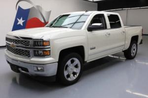 2014 Chevrolet Silverado 1500 SILVERADO LTZ CREW LEATHER REAR CAM 20'S