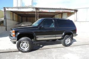 1998 Chevrolet Tahoe 4x4 Lifted Loaded!