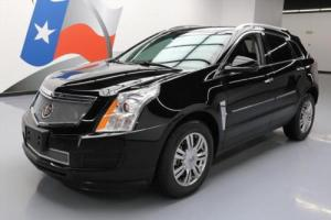 2012 Cadillac SRX LUX LEATHER PANO ROOF REAR CAM