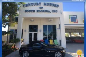 2006 BMW Z4 3.0i RWD 2 Owners Leather CPO Warranty