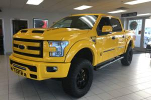 2016 Ford F-150 Tonka 700 hp