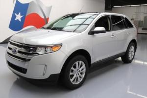 2013 Ford Edge SEL PANO ROOF HTD LEATHER NAV REAR CAM!!