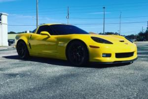 2008 Chevrolet Corvette ZO6 Photo