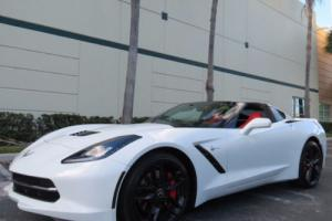 2014 Chevrolet Corvette 2dr Z51 Coupe w/3LT
