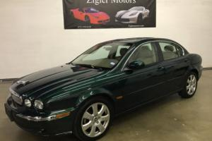 2006 Jaguar X-Type One Owner Low miles Clean Carfax