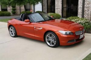2014 BMW Z4 sDrive35i Roadster