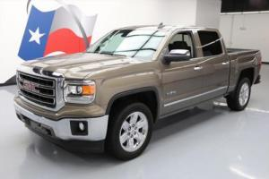 2015 GMC Sierra 1500 SIERRA CREW TEXAS EDITION LEATHER NAV 20'S