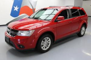 2015 Dodge Journey SXT 7-PASSENGER ALLOY WHEELS