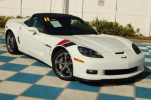 2011 Chevrolet Corvette 2dr Convertible Z16 Grand Sport w/3LT