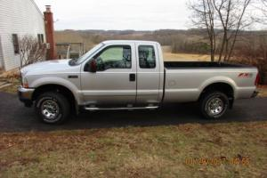 2003 Ford F-250 Extended Cab 8FT Bed