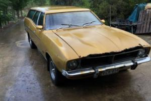 Ford XB Fairmont Wagon 302 auto air con power steer suit restoration