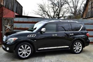 2014 Infiniti QX56 Touring~Technology Package