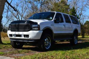 "2001 Ford Excursion Loaded Limited, 6"" Lifted, Tuned, EDGE, Exhaust"