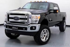 2016 Ford F-250 Lariat Custom LIFTED